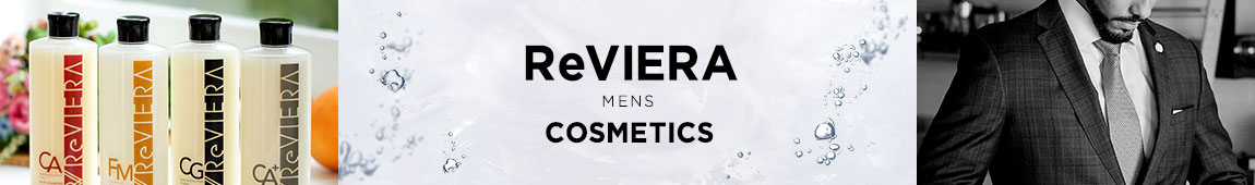 ReVIERA MENS cosmetics